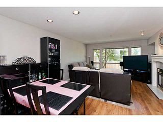"""Photo 8: # 58 1255 RIVERSIDE DR in Port Coquitlam: Riverwood Townhouse for sale in """"RIVERWOOD GREEN"""" : MLS®# V1019194"""