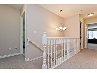 """Photo 17: # 58 1255 RIVERSIDE DR in Port Coquitlam: Riverwood Townhouse for sale in """"RIVERWOOD GREEN"""" : MLS®# V1019194"""