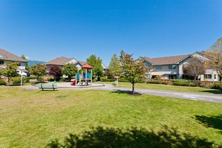 """Photo 34: # 58 1255 RIVERSIDE DR in Port Coquitlam: Riverwood Townhouse for sale in """"RIVERWOOD GREEN"""" : MLS®# V1019194"""