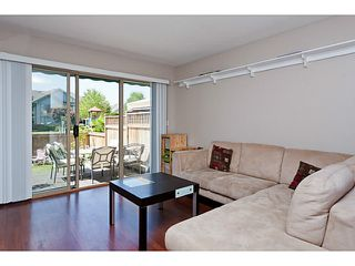 """Photo 16: # 58 1255 RIVERSIDE DR in Port Coquitlam: Riverwood Townhouse for sale in """"RIVERWOOD GREEN"""" : MLS®# V1019194"""