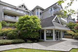 "Photo 1: 205 5556 201A Street in Langley: Langley City Condo for sale in ""Michaud Gardens"" : MLS®# F1321121"