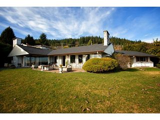 Photo 4: 1101 GILSTON RD in West Vancouver: British Properties House for sale