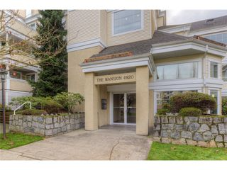 Photo 2: # 316 6820 RUMBLE ST in Burnaby: South Slope Condo for sale (Burnaby South)  : MLS®# V1037419