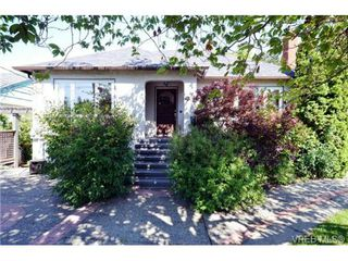 Photo 1: 543 Monterey Avenue in VICTORIA: OB South Oak Bay Residential for sale (Oak Bay)  : MLS®# 338953