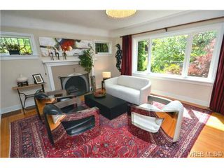Photo 2: 543 Monterey Avenue in VICTORIA: OB South Oak Bay Residential for sale (Oak Bay)  : MLS®# 338953
