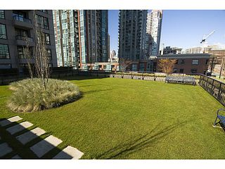 "Photo 16: 2003 909 MAINLAND Street in Vancouver: Yaletown Condo for sale in ""Yaletown Park 2"" (Vancouver West)  : MLS®# V1079716"