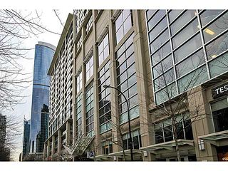 Photo 19: # 1116 933 HORNBY ST in Vancouver: Downtown VW Condo for sale (Vancouver West)  : MLS®# V1098992