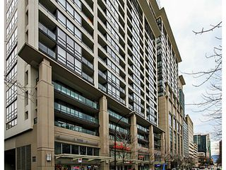 Photo 1: # 1116 933 HORNBY ST in Vancouver: Downtown VW Condo for sale (Vancouver West)  : MLS®# V1098992
