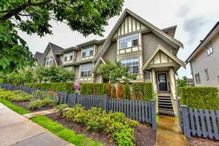 Main Photo: 8 8089 209 STREET in Langley: Willoughby Heights Townhouse for sale : MLS®# R2078211