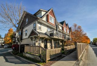 Photo 1: 75 7155 189 Street in Surrey: Clayton Townhouse for sale : MLS®# R2315998