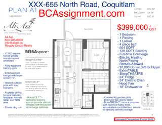 Photo 1: *** 655 North Road in Coquitlam: Coquitlam West Condo for sale