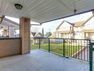 """Photo 2: 212 5625 SENLAC Street in Vancouver: Killarney VE Townhouse for sale in """"Killarney Villas"""" (Vancouver East)  : MLS®# R2418906"""