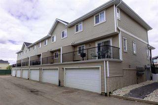 Photo 21: 8 13810 166 Avenue in Edmonton: Zone 27 Townhouse for sale : MLS®# E4192597