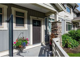 "Photo 2: 24 34230 ELMWOOD Drive in Abbotsford: Central Abbotsford Townhouse for sale in ""Ten Oaks"" : MLS®# R2466600"