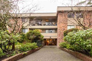 "Main Photo: 106 1717 W 13TH Avenue in Vancouver: Fairview VW Condo for sale in ""PRINCETON MANOR"" (Vancouver West)  : MLS®# R2527790"