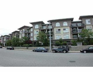 "Photo 1: 427 1185 PACIFIC ST in Coquitlam: North Coquitlam Condo for sale in ""CENTREVILLE"" : MLS®# V560441"