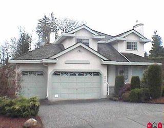 "Photo 1: 8808 165TH ST in Surrey: Fleetwood Tynehead House for sale in ""Fleetwood Estates"" : MLS®# F2525924"