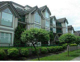 Main Photo: 107 1650 GRANT AV in Port Coquiltam: Glenwood PQ Condo for sale (Port Coquitlam)  : MLS®# V573498