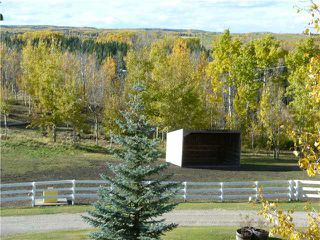 Photo 5: 43141 TWP RD 283 in COCHRANE: Rural Rocky View MD Residential Detached Single Family for sale : MLS®# C3506968