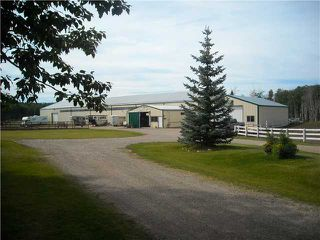 Photo 1: 43141 TWP RD 283 in COCHRANE: Rural Rocky View MD Residential Detached Single Family for sale : MLS®# C3506968