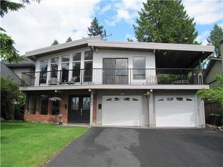 Photo 1: 433 SELMAN Street in Coquitlam: Coquitlam West House for sale : MLS®# V979369