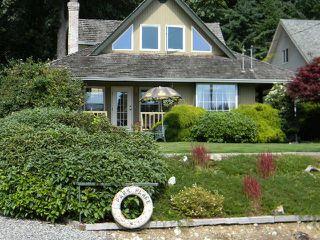 Main Photo: 6432 MARMOT Road in Sechelt: Sechelt District House for sale (Sunshine Coast)  : MLS®# V995408
