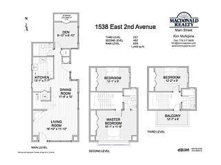 Photo 15: 1538 E 2ND AV in Vancouver: Grandview VE House 1/2 Duplex for sale (Vancouver East)  : MLS®# V1009293