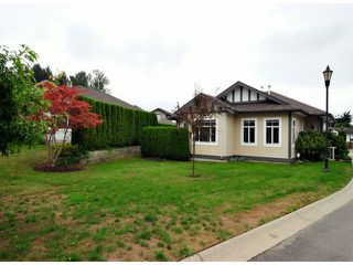 "Main Photo: # 146 33751 7TH AV in Mission: Mission BC House for sale in ""Heritage Park Place"" : MLS®# F1321007"