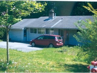 Photo 1: 1408 ARBORLYNN DR in North Vancouver: Westlynn House for sale : MLS®# V1006423