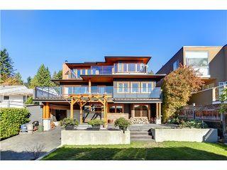 Photo 2: 1524 OTTAWA AV in West Vancouver: Ambleside House for sale : MLS®# V1045869