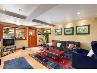 Photo 9: 1524 OTTAWA AV in West Vancouver: Ambleside House for sale : MLS®# V1045869