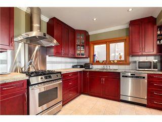 Photo 7: 1524 OTTAWA AV in West Vancouver: Ambleside House for sale : MLS®# V1045869