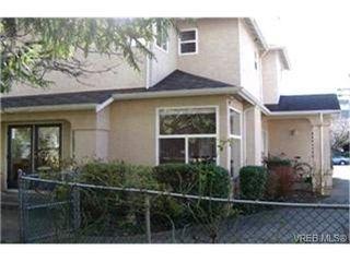 Photo 1:  in VICTORIA: Vi James Bay Half Duplex for sale (Victoria)  : MLS®# 358622
