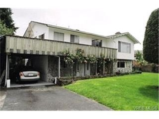Photo 1:  in VICTORIA: La Langford Proper House for sale (Langford)  : MLS®# 371414