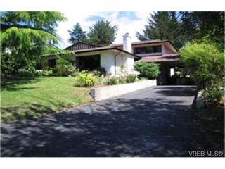 Photo 1:  in VICTORIA: SE Gordon Head House for sale (Saanich East)  : MLS®# 372446
