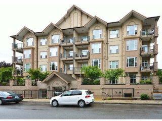 "Photo 1: 307 20286 53A Avenue in Langley: Langley City Condo for sale in ""CASA VERONA"" : MLS®# F1420176"