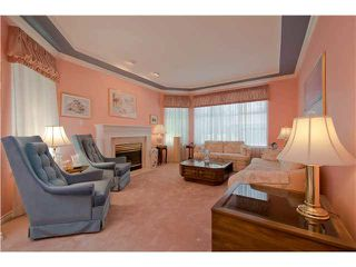 "Photo 4: 28 6211 W BOUNDARY Drive in Surrey: Panorama Ridge Townhouse for sale in ""LAKEWOOD HEIGHTS"" : MLS®# F1421128"