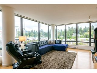 Photo 6: # 408 400 CAPILANO RD in Port Moody: Port Moody Centre Condo for sale : MLS®# V1084044