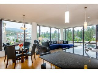 Photo 5: # 408 400 CAPILANO RD in Port Moody: Port Moody Centre Condo for sale : MLS®# V1084044