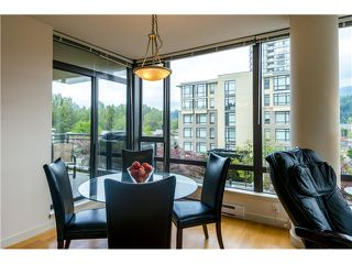 Photo 4: # 408 400 CAPILANO RD in Port Moody: Port Moody Centre Condo for sale : MLS®# V1084044