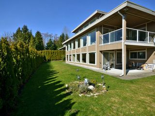 Photo 13: 1576 TYROL PL in West Vancouver: Chartwell House for sale : MLS®# V1106056