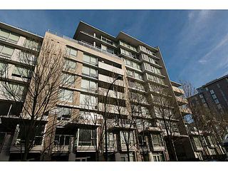 Main Photo: # 204 1675 W 8TH AV in Vancouver: Fairview VW Condo for sale (Vancouver West)  : MLS®# V1115162