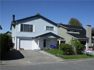 Main Photo: 4351 WINDJAMMER DR in Richmond: Steveston South House for sale : MLS®# V1004211