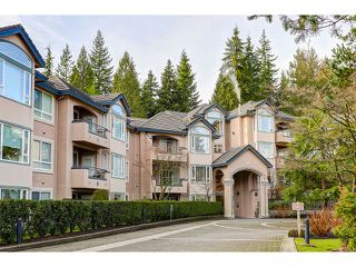 Photo 1: 313 3280 PLATEAU BOULEVARD in Coquitlam: Westwood Plateau Condo for sale : MLS®# R2027215