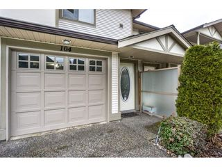 Photo 2: 104 20391 96 AVENUE in Langley: Walnut Grove Townhouse for sale : MLS®# R2135431