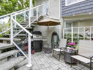Photo 3: 28 788 W 15TH AVENUE in Vancouver: Fairview VW Townhouse for sale (Vancouver West)  : MLS®# R2296604
