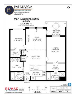 Photo 20: 417 15322 101 AVENUE in Surrey: Guildford Condo for sale (North Surrey)  : MLS®# R2364772