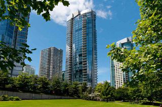 "Photo 1: 2901 1281 W CORDOVA Street in Vancouver: Coal Harbour Condo for sale in ""Callisto"" (Vancouver West)  : MLS®# R2389062"