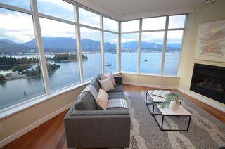 "Photo 8: 2901 1281 W CORDOVA Street in Vancouver: Coal Harbour Condo for sale in ""Callisto"" (Vancouver West)  : MLS®# R2389062"