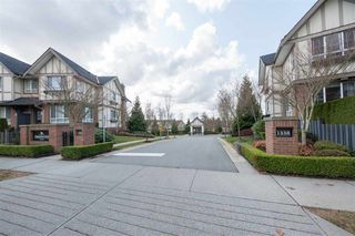 Photo 20: 82 1338 HAMES Crescent in Coquitlam: Burke Mountain Townhouse for sale : MLS®# R2398812